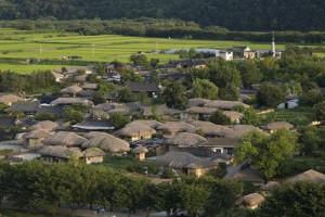 Làng cổ Hahoe tại Hàn Quốc