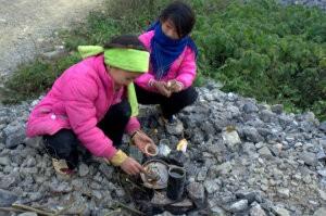 Mùa đông ấm áp ở Xín Cái