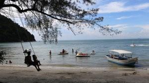 Lên rừng xuống biển ở Penang